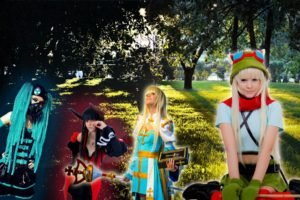 Callie Cosplay, Pruska, Forest, Teamo, Video games, Anime girls