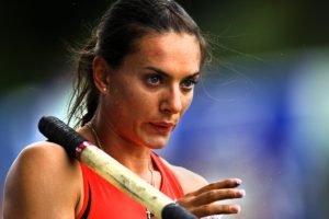 Yelena İsinbayeva, Sports, Women