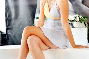 Maria Sharapova, Legs