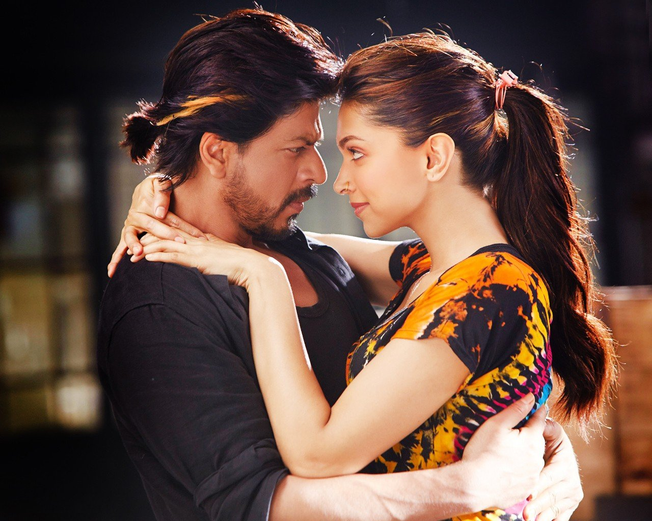 Shah rukh khan deepika padukone bollywood hd wallpapers desktop and mobile images photos - Pc wallpaper hd bollywood ...
