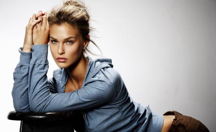 Bar Raffaeli, Bar Refaeli, Women, Model, Blonde, Blue eyes HD Wallpaper Desktop Background
