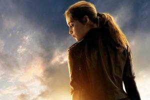 Terminator Genisys, Movies, Emilia Clarke, Terminator, Women