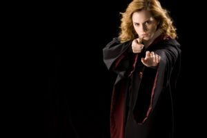 women, Emma Watson, Hermione Granger, Actress, Harry Potter, Movies, Wizard