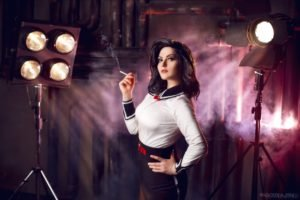 BioShock Infinite: Burial at Sea, BioShock, BioShock Infinite, Cosplay, Video games, Elizabeth (BioShock)