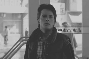 Michael J. Fox, Marty McFly