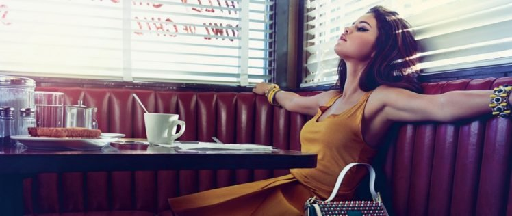 Selena Gomez, Actress, Armpits HD Wallpaper Desktop Background