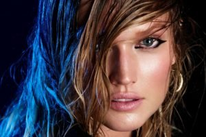 blue eyes, Green eyes, Blonde, Long hair, Lips, Women, Toni Garrn