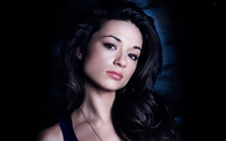 MTVs Teen Wolf, Women, Black hair, Lips, Blonde, Brown eyes, Allison Argent, Long hair HD Wallpaper Desktop Background