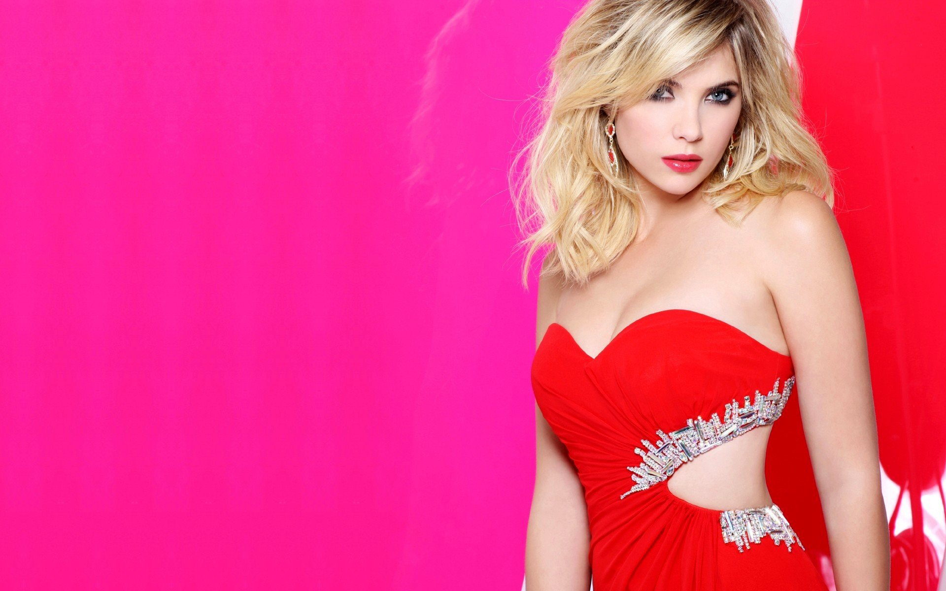 Ashley Benson, Actress Wallpaper