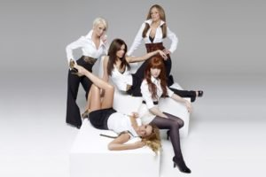 Girls Aloud, Singer