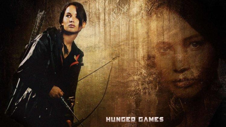 women, Jennifer Lawrence, The Hunger Games, Katniss Everdeen HD Wallpaper Desktop Background