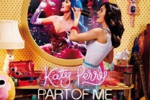 Katy Perry, Singing, Model