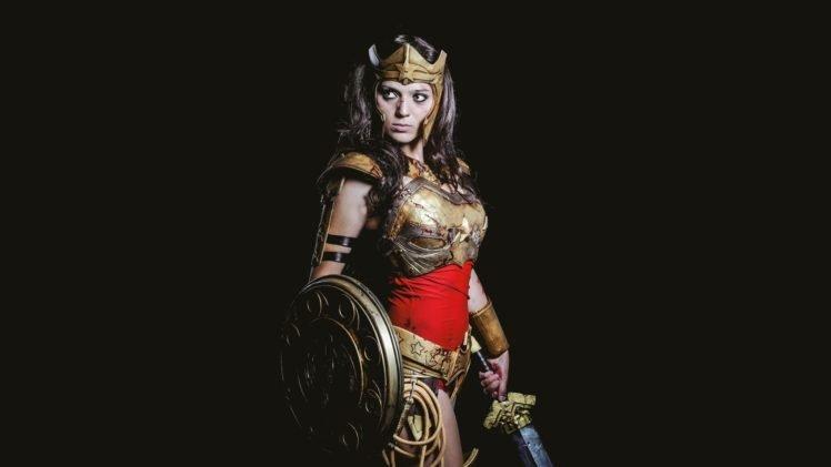Women Sword Wonder Woman Hd Wallpapers Desktop And Mobile Images