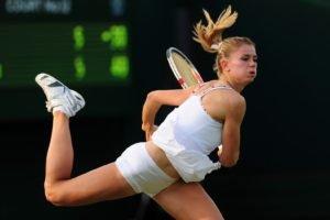 tennis, Camila Giorgi, Sports