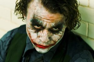 Joker, Heath Ledger, The Dark Knight