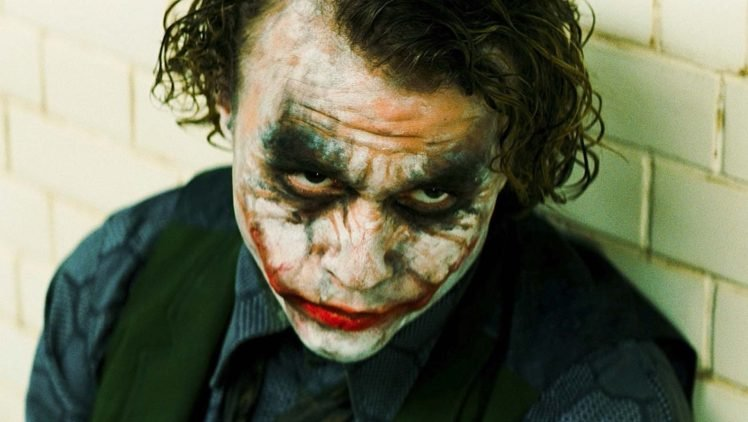 Joker Heath Ledger The Dark Knight Hd Wallpapers Desktop