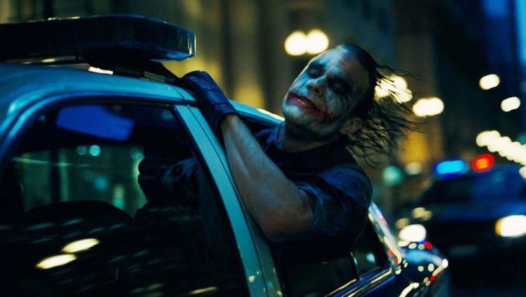 Joker Heath Ledger The Dark Knight Hd Wallpapers Desktop