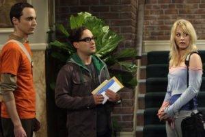 The Big Bang Theory, Sheldon Cooper, Leonard Hofstadter, Penny, Kaley Cuoco