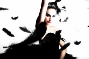 Black Swan, Feathers, Natalie Portman