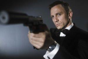Daniel Craig, James Bond, 007, Walther