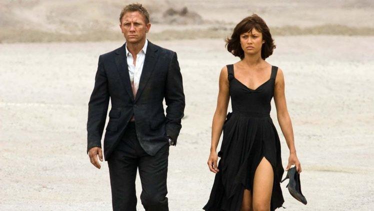 Daniel Craig James Bond Quantum Of Solace HD Wallpaper Desktop Background