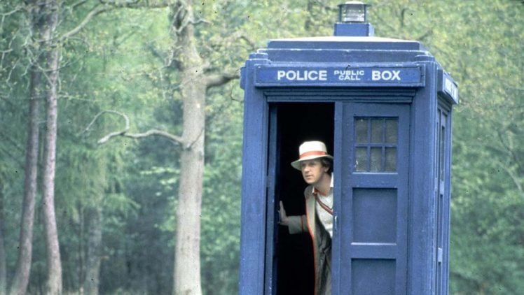 Doctor Who, TARDIS, Peter Davison HD Wallpaper Desktop Background