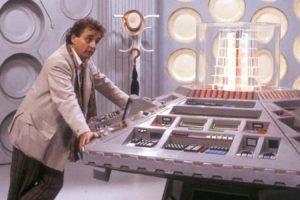 Doctor Who, Sylvester McCoy, TARDIS