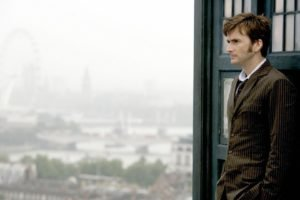Doctor Who, Tenth Doctor, David Tennant, TARDIS