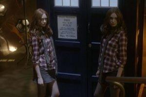 Doctor Who, TARDIS, Amy Pond, Karen Gillan