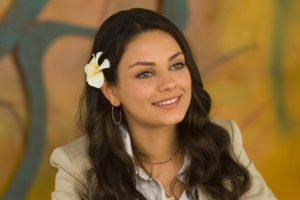 Mila Kunis, Forgetting Sarah Marshall, Plumeria, Women