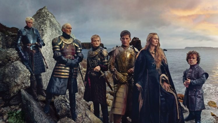 Game Of Thrones House Lannister HD Wallpaper Desktop Background