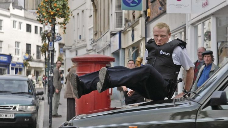 Hot Fuzz Hd Wallpapers Desktop And Mobile Images Photos