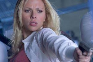 Scarlett Johansson, The Island