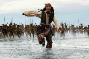 Johnny Depp, Jack Sparrow, Pirates of the Caribbean, Movies