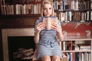 The Royal Tenenbaums, Blonde, Women, Books
