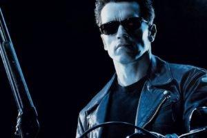 Terminator 2, Arnold Schwarzenegger, T 800