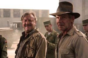 Harrison Ford, Indiana Jones, Indiana Jones and the Kingdom of the Crystal Skull