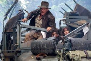 Indiana Jones and the Kingdom of the Crystal Skull, Indiana Jones, Harrison Ford