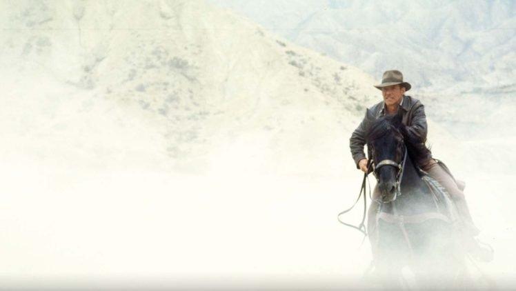 Indiana Jones, Indiana Jones and the Last Crusade, Harrison Ford HD Wallpaper Desktop Background