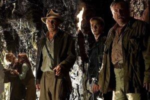 Indiana Jones and the Kingdom of the Crystal Skull, Harrison Ford, Indiana Jones, Shia LaBeouf