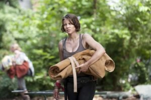 The Walking Dead, Lauren Cohan, Maggie Greene