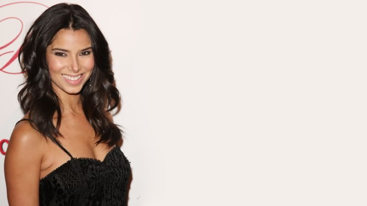 brunette, Actress, Smiling, Latinas, Roselyn Sanchez HD Wallpaper Desktop Background
