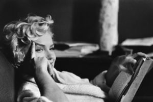 monochrome, Marilyn Monroe, Actress