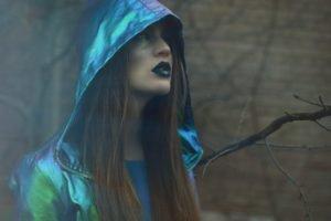 makeup, Women, Model
