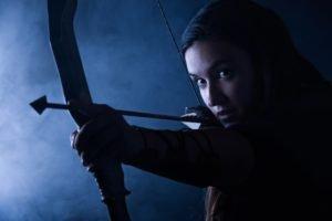 bows, Arrows