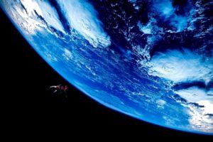 Superman, Man of Steel, DC Comics, Earth, Space, Batman v Superman: Dawn of Justice