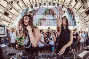 Krewella, Music, Women