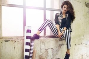 women, Selena Gomez, Brunette