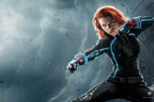 Avengers: Age of Ultron, Black Widow