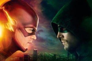 Flash, Green Arrow, Arrow (TV series), Arrow, The Flash